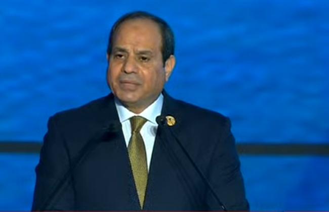 الرئيس السيسي: إسكات البنادق عنوان عمل الاتحاد الإفريقي العام المقبل