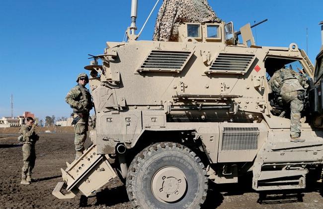 البنتاجون ينشر قوات من مشاة البحرية في محيط السفارة الأمريكية بالعراق