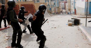 الأمن المغربى يضبط متورطا فى عمليات هجرة غير شرعية و25 من المهاجرين