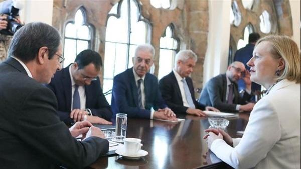 مسئولة أممية: لا يزال أمامنا طريق طويل للتوصل إلى تسوية لمشكلة قبرص