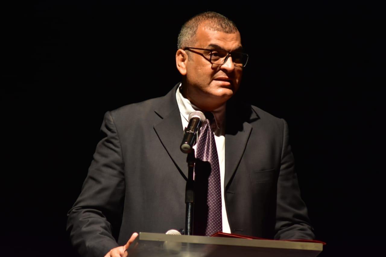 الدكتور أسامة رؤوف : انطلاق الدورة الثالثة لأيام القاهرة للمونودراما 8 فبراير