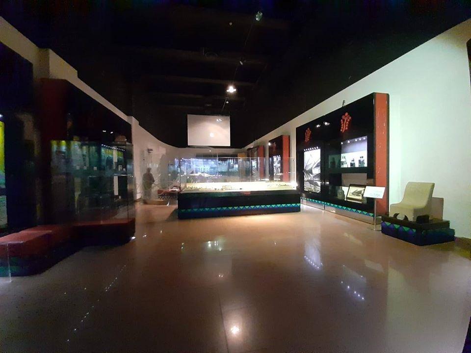 صور | «الري» تنهي تجهيزات المركز الثقافي الأفريقي بمتحف النيل في أسوان