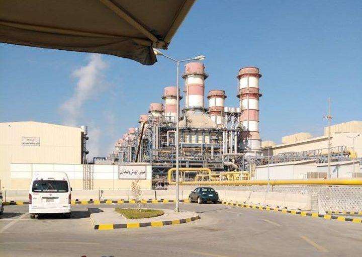صور | البيئة تنتهى من ربط مداخن محطة كهرباء بنى سويف الجديدة بمنظومة الرصد الإلكترونى