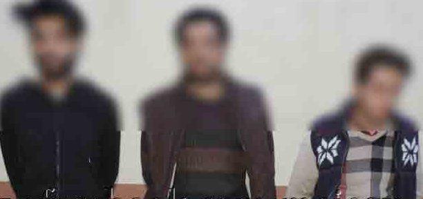 ضبط 3 أشخاص بحوزتهم أسلحة نارية وذخائر بالقليوبية