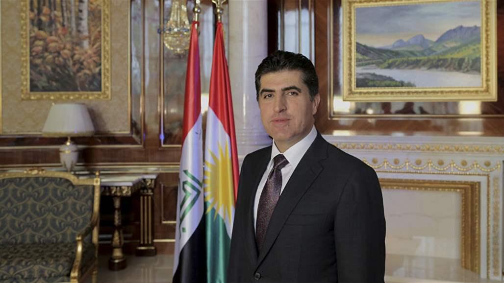 البارزاني يدعو القوى السياسية لاختيار مرشح وطني لرئاسة الحكومة العراقية