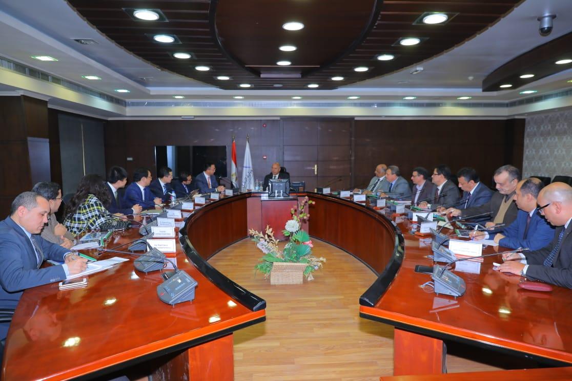 وزير النقل يبحث مع هواوي التعاون المشترك في تطوير أنظمة الإتصالات بالقطاعات المختلفة