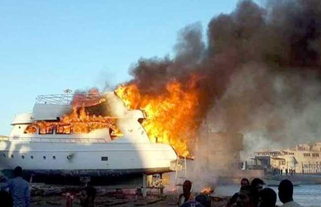 «صحة البحر الأحمر»: مصرع شخص وإصابة 8 آخرين جراء حادث مركب برأس غارب