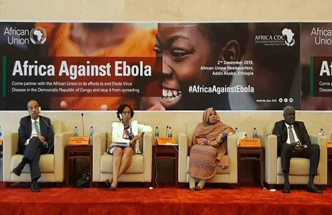 """مندوبنا لدي الاتحاد الإفريقي: وباء """"الإيبولا"""" يمثل تهديدا رئيسيا للسلم والأمن بالقارة"""