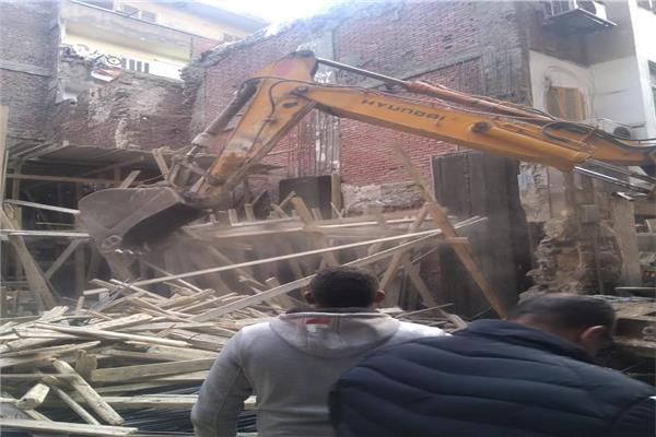 اللواء خالد عبد العال: حملات مكثفة لمواجهة مخالفات البناء بمحافظة القاهرة