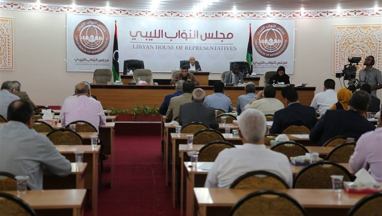 مجلس النواب الليبي يطالب بجلسة طارئة لمجلس الأمن لمناقشة التدخل التركى