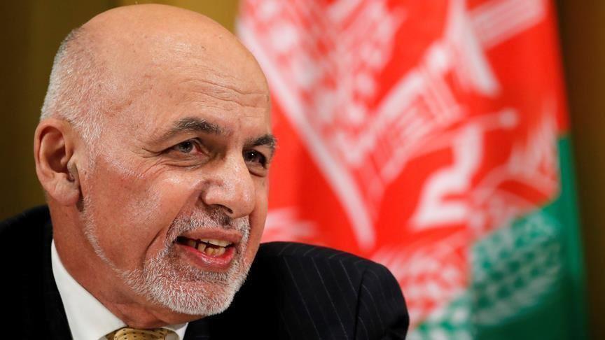 الرئيس الأفغانى يتعهد بعدم تمكين طالبان من تشكيل حكومة انتقالية