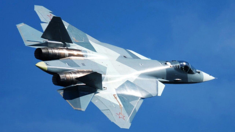 """روسيا تطور أسلحة جديدة لمقاتلات الجيل الخامس """"سو ـ57"""""""