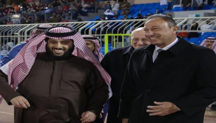 تعرف على مفاجأة تركي آل الشيخ للأهلي قبل مباراة الهلال