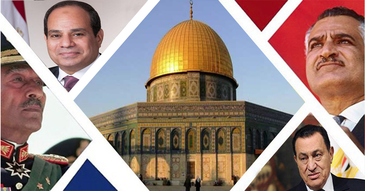 ويسألونك عن صفقة القرن.. مصر وحدها التي افتدت فلسطين بدماء أبنائها