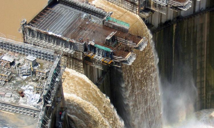 بمشاركة وزيرى الخارجية والموارد المائية تواصل المفاوضات حول سد النهضة بواشنطن