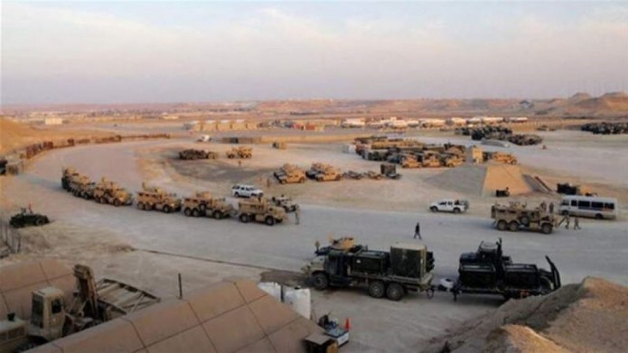 العراق: هجوم بصاروخي كاتيوشا يستهدف قاعدة عين الأسد غرب الأنبار