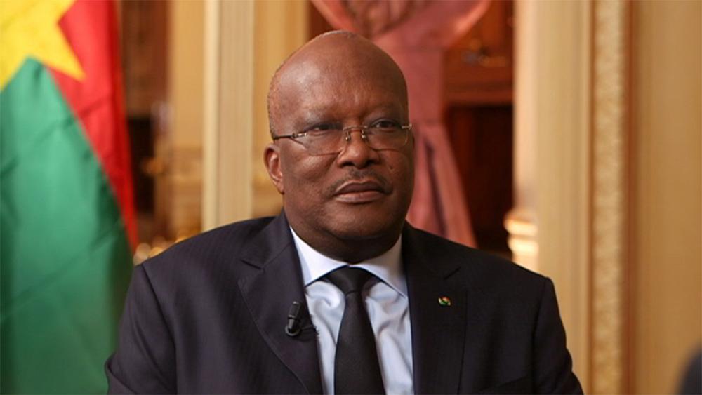 رئيس بوركينا فاسو : الشعب استطاع الانتصار على الإرهاب