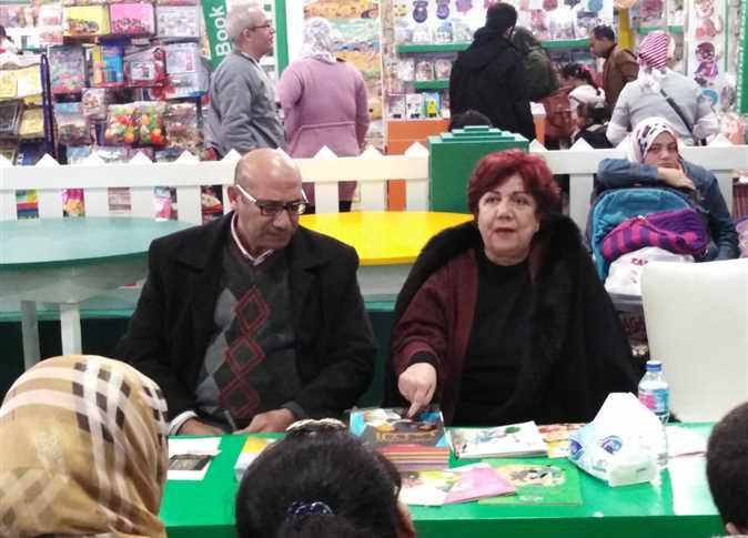 الكاتبة فاطمة المعدول ضيف «القومي لثقافة الطفل» بمعرض الكتاب