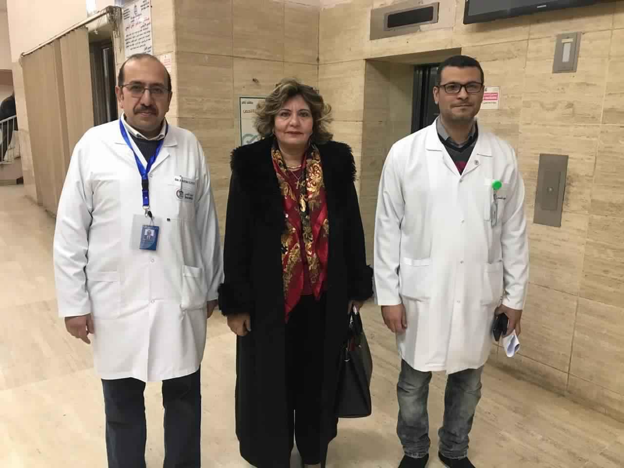 النائبة هالة مستكلي: صحة البرلمان ستبحث ملابسات حادث طبيبات المنيا