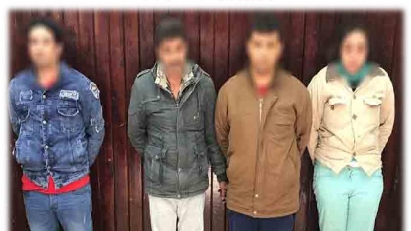 ضبط 3 أشخاص بالقاهرة لمحاولتهم خطف عامل بالقاهرة