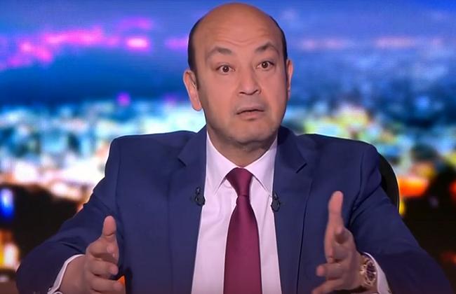 """عمرو أديب معلقا على """"سد النهضة"""": القيادة المصرية تحافظ على حق الأجيال القادمة"""