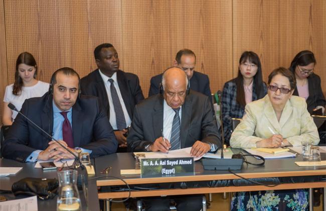 عبدالعال : التعامل مع ضحايا الإرهاب أحد المسارات الرئيسية لمواجهة خطره العابر للحدود