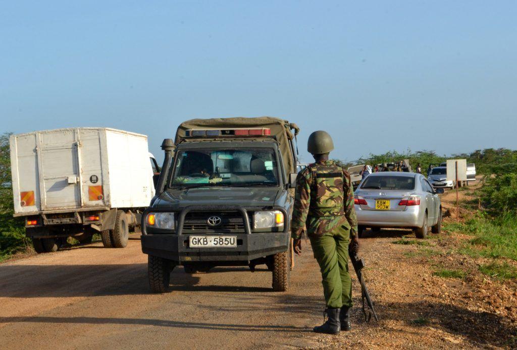 الجيش الأمريكي يؤكد وقوع هجوم إرهابي بقاعدة عسكرية في كينيا