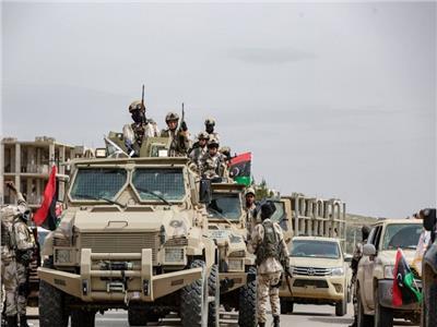 الجيش الليبي: السيطرة على منطقة الوشكة.. ونتقدم نحو مصراتة