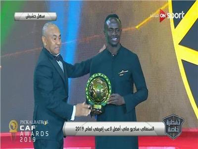 السنغالي «ماني» أفضل لاعب في أفريقيا 2019