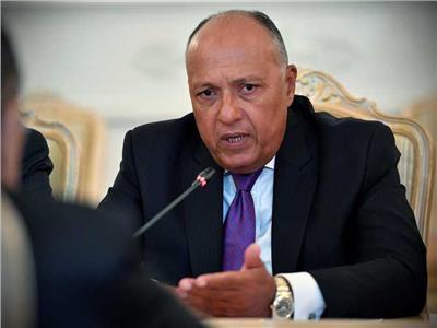 وزير الخارجية يبحث مع مستشار الأمن القومي الأمريكي تطورات مفاوضات سد النهضة بواشنطن