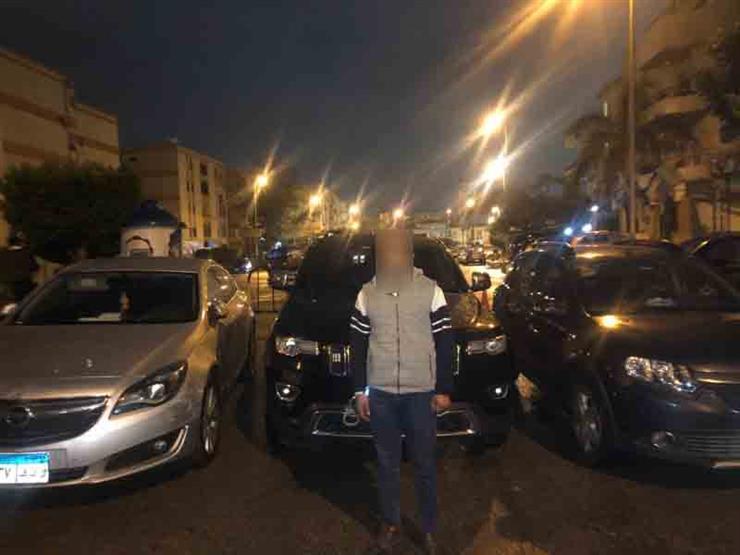 """""""أمن القاهرة"""" يضبط مسجلًا لسرقته السيارات بأسلوب المفتاح المصطنع"""