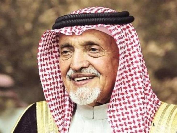 الديوان الملكى السعودى يعلن وفاة الأمير بندر بن محمد آل سعود