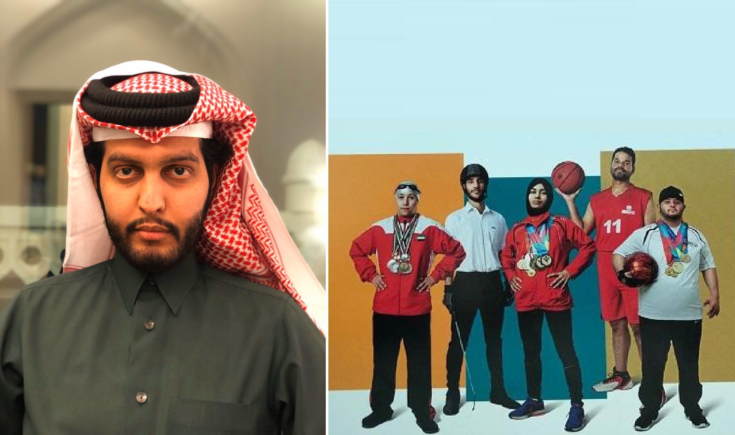 """بـ""""أصحاب الهمم"""".. الكاتب والمؤلف محمد العيده يشارك في معرض الكتاب"""