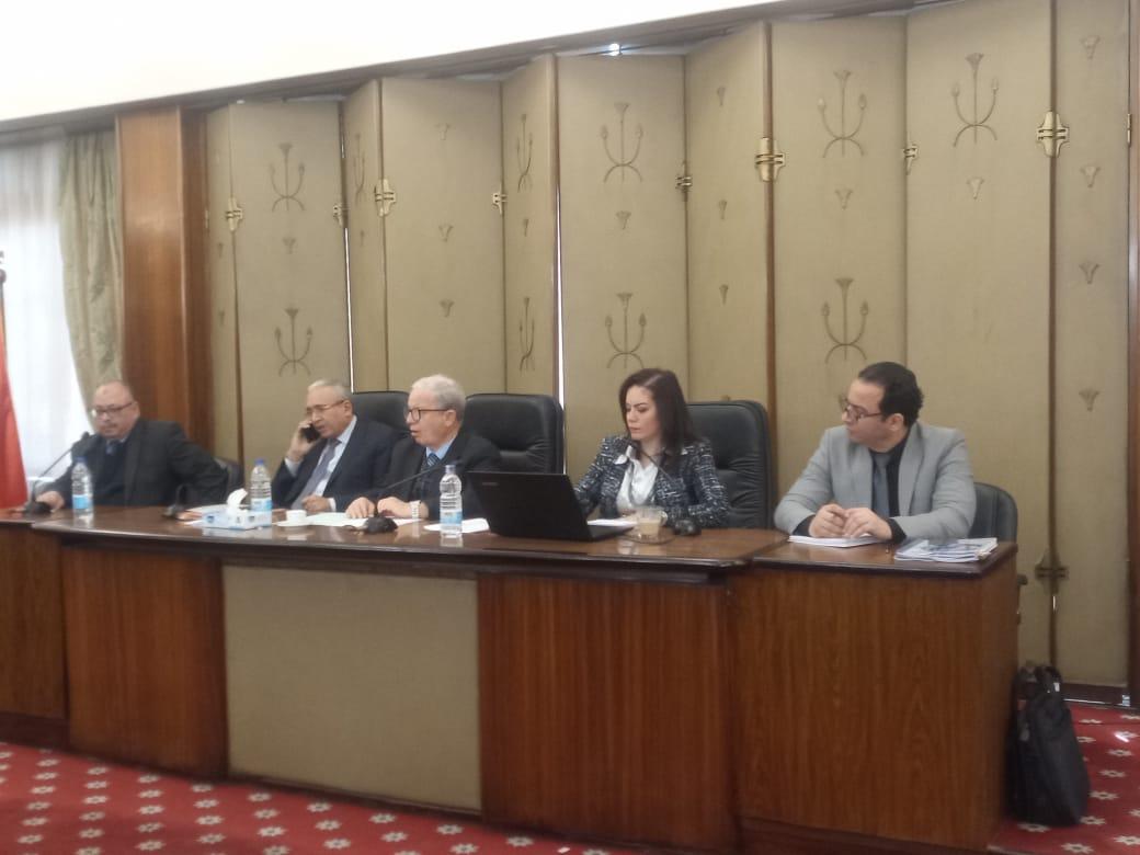صور | تفاصيل الاجتماع الأول لخطة البرلمان لاستلام برامج الحكومة للعام الجديد