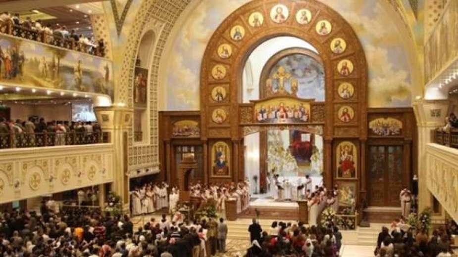احتفالات الكنيسة المصرية في الكويت بعيد الميلاد تجسد مفهوم الوحدة الوطنية
