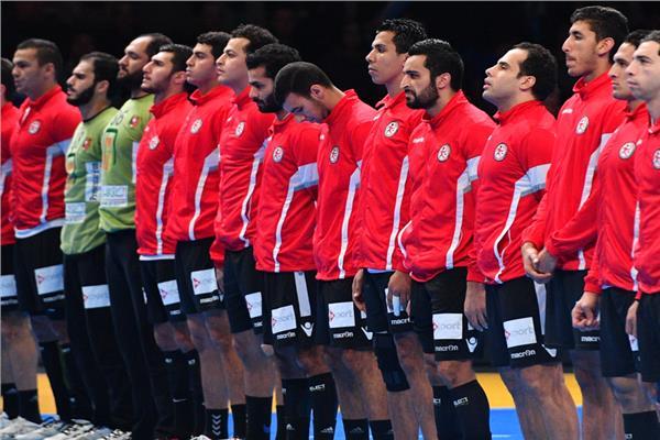 منتخب اليد يغادر إلى تونس للمشاركة فى كأس أمم أفريقيا