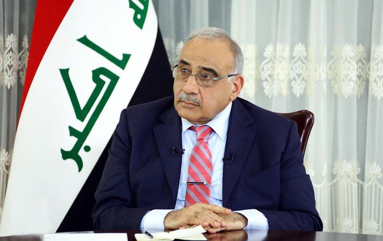 عبد المهدي: لا نقبل أن يصبح العراق ساحة لتصفية الحسابات