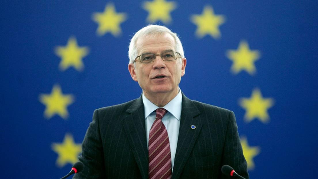 الاتحاد الأوروبي يدين التدخل الروسي والتركي في النزاع الليبي