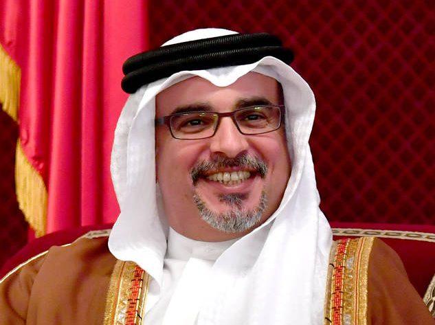 ولي العهد البحريني يؤكد على تعزيز العلاقات بين بلاده وإيطاليا