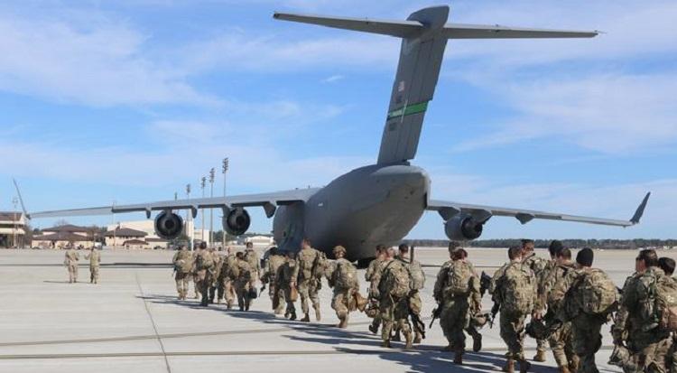 التحالف الدولى يعلن مغادرة قاعدة الحبانية الجوية وتسليمها للقوات العراقية