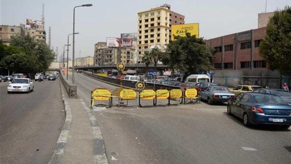 بسبب المترو.. إغلاق شارع الهرم جزئياً فى الاتجاهين لمدة 3 أيام