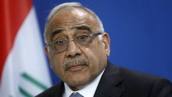 رئيس الوزراء العراقي يؤكد تسلمه رسالة أمريكية بالانسحاب من أراضيه