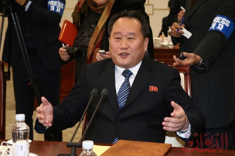 كوريا الشمالية تؤكد تعيين ري سون جون وزيرا جديدا للخارجية
