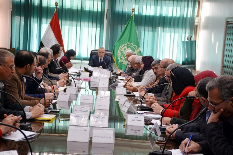 صور | محافظ القليوبية يعقد اجتماعا موسعا لبدء تنفيذ الموجة الـ 15 لإزالة التعديات