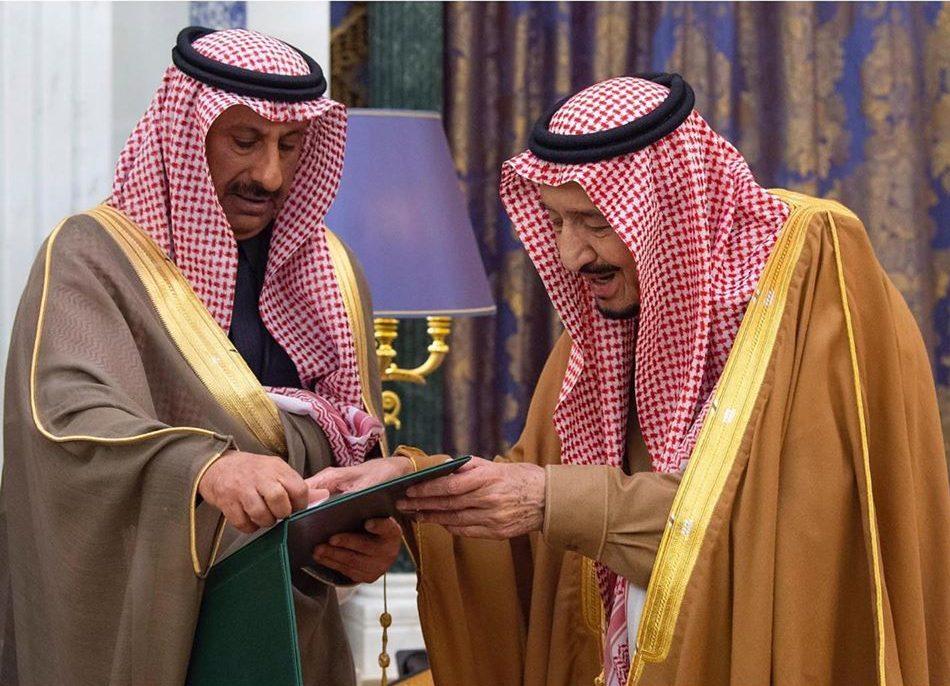 صور  المنظمة العربية للهلال والصليب الأحمر تكرّم العاهل السعودي تقديرا لجهوده الإنسانية