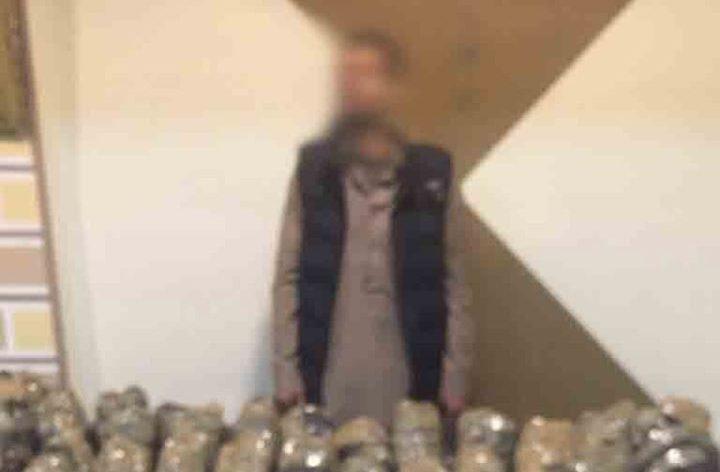 ضبط عنصر إجرامي وبحوزته مخدرات وسلاح نارى في الشرقية