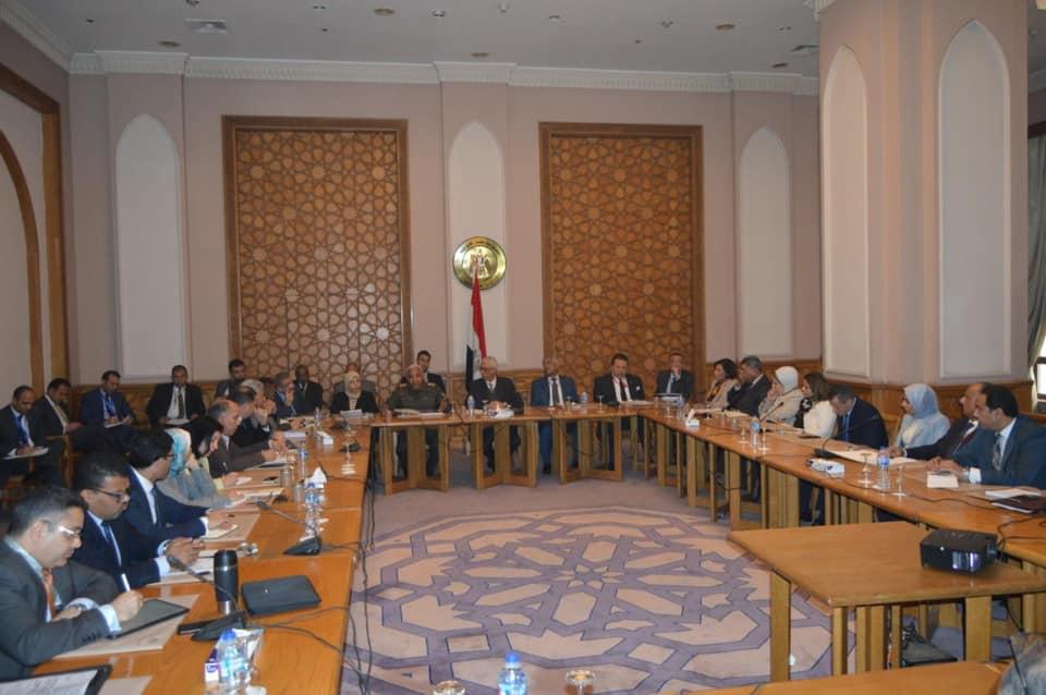 انعقاد أولى اجتماعات اللجنة الدائمة لمتابعة العلاقات المصرية الأفريقية