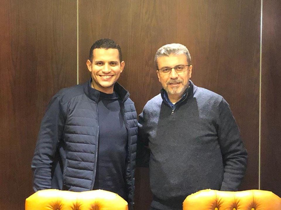 عمر ربيع ياسين يقدم نمبر وان على قناة النهار في فبراير المقبل
