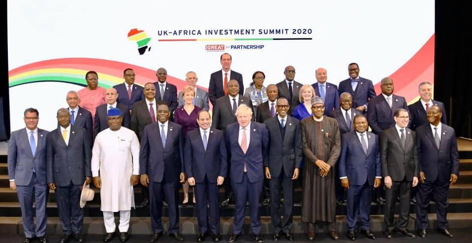 القمة الأفريقية البريطانية وتعويضات أهل النوبة تتصدران عناوين الصحف
