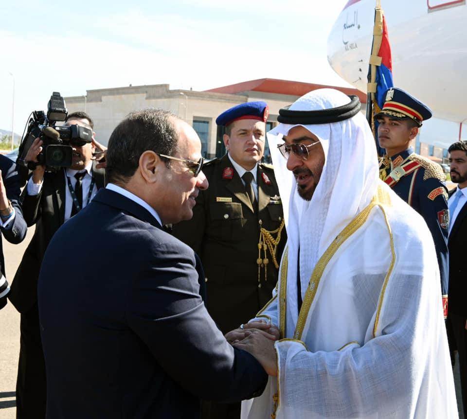"""صحف الإمارات: افتتاح """"قاعدة برنيس"""" شاهد حي على عمق العلاقات التاريخية"""